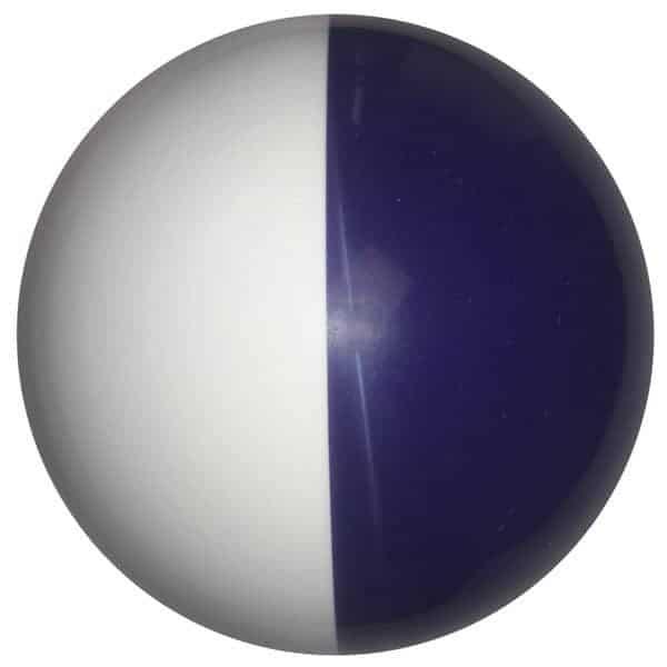 bo/îte de 6 Mixte GM Bowling Machine Ball