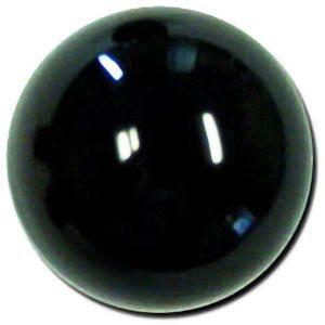 solid-color-knob-black