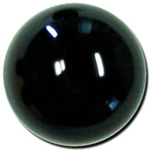 solid-color-knob-black